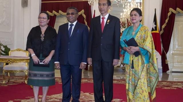 Indonesia dan Timor Leste Bangun Kerjasama Pertanian