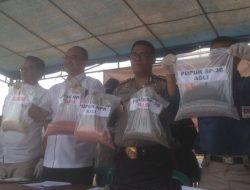 Polisi Gagalkan Produksi Pupuk Palsu Di Bekasi