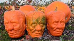 Frankenstein-pumpkins 2