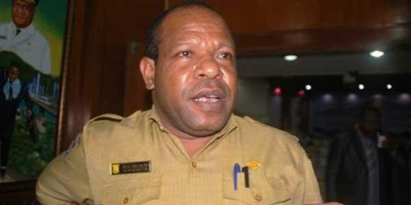 Kepala Disperindag Provinsi Papua, Max Olua - (Foto: Istimewa)