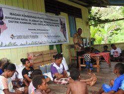Saireri Paradise Foundation (SPF) Gelar Ibadah Konservasi Penyu