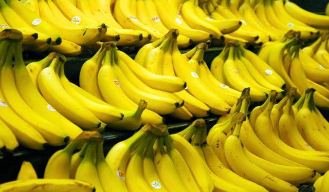 Pisang cavendish di Indonesia dikenal sebagai pisang ambon putih