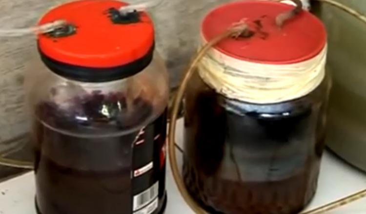 Proses pembuatan pestisida nabati