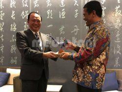 Kunjungi Taiwan, Mentan Buka Keran Eksport Manggis