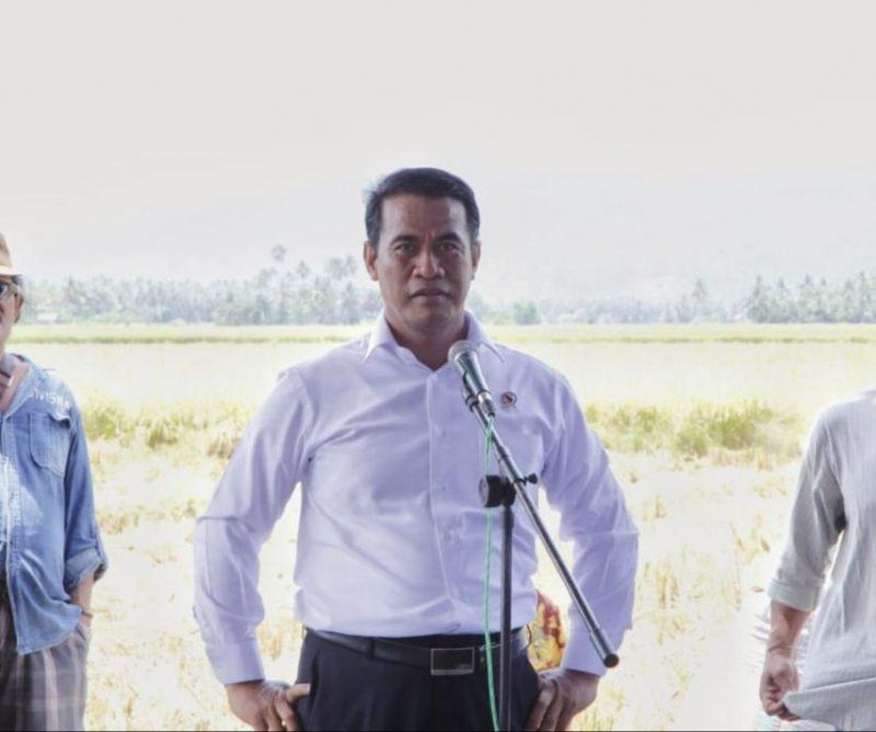 Menteri Pertanian Andi Amran Sulaiman (foto: Humas kementan)
