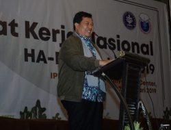 Himpunan Alumni Fakultas Kehutanan IPB siap tingkatkan kiprah nyata di sektor kehutanan dan lingkungan hidup
