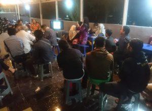 Diskusi Colloquy, Kopi Warung Pemula, Bogor, 11 Januari 2019