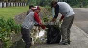 Aksi Serentak Peduli Sampah Nasional oleh Balai Taman Nasional Kayan Mentarang