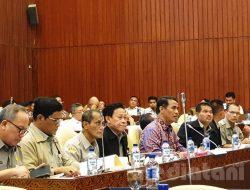 Menteri Pertanian, Amran Sulaiman Terima Banyak Apresiasi dalam Raker di DPR
