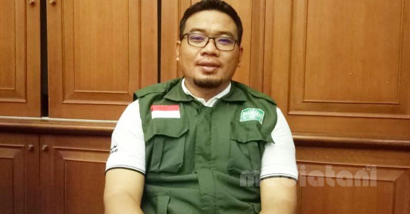 Ketua Pengurus Wilayah Lembaga Pengembangan Pertanian Nahdlatul Ulama (PW-LPPNU) Jawa Timur, Ghufron Achmad Yani