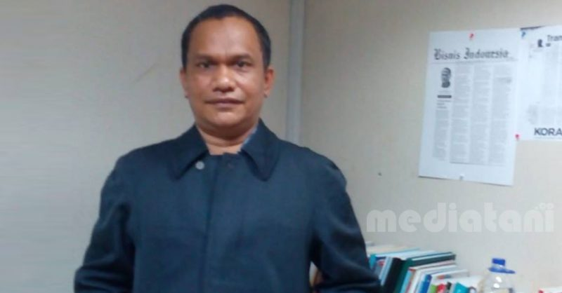 Pengamat Politik Pangan Universitas Trilogi, Muhammad Karim