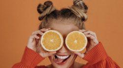 Selain dibuat menjadi jus, ampas buah juga dapat dijadikan masker (pinterest)