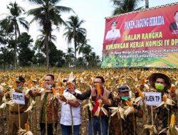 Komisi IV DPR RI Dukung Kementan Pacu Produksi Pertanian Provinsi Lampung
