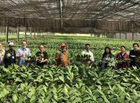 menteri pertanian di Eka Karya Flora