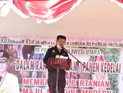 Sulawesi Utara Siap Kembangkan Pertanian Berbasis Korporasi