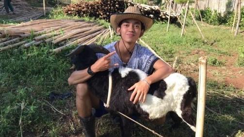 Muhammad Adhitya Putra, Alumni Polbangtan Bogor