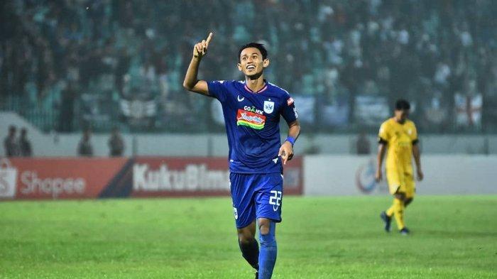 Striker PSIS Semarang Hari Nur Yulianto
