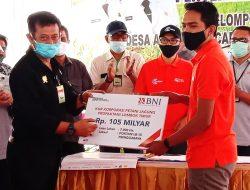 Program Kementan Propaktani Menggeliat di Lombok Timur, Tembus 7000 Hektar