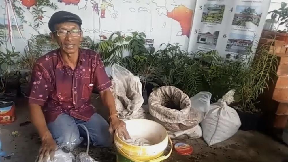 Solusi Atasi Kelangkaan Pupuk, Praktisi Pertanian Imbau Petani Buat Pupuk NPK