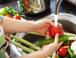 Tips Menghilangkan Pestisida pada Sayuran dan Buah