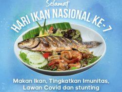 Hari Ikan Nasional 2020, Ayo Makan Ikan!