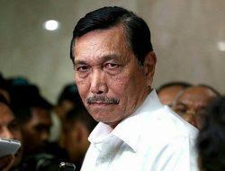 Jokowi Tunjuk Luhut Jadi Menteri KP Sementara