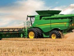Menghemat Operasional Pertanian dengan Mesin Combine Harvester