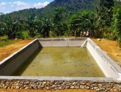 Bantuan Embung untuk Kabupaten Barru: Kementan: Agar Produktivitas Meningkat