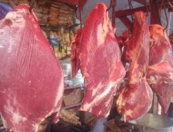 Tiga Hari Jelang Puasa, Harga Daging Sapi dan Ayam di Boyolali Terus Melambung