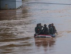 Banjir Kalsel Rendam Ratusan Ribu Hektar Lahan Pertanian