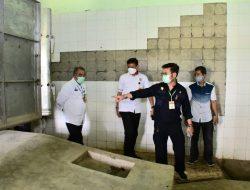 Mentan Syahrul Yasin Limpo Dukung Modernisasi Rumah Potong Hewan di Tamarunang Gowa