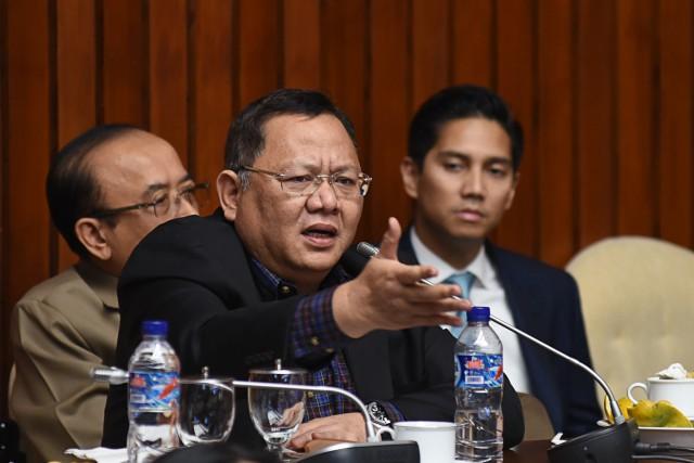 Ketua Komisi IV DPR RI, Sudin.