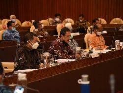 Menteri Trenggono Angkat Bicara Soal Ekspor Benur dan Cantrang