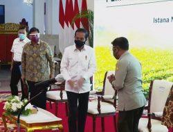 Jokowi Minta Produksi Pangan ditingkatkan, Mentan: Kami Siap di Lapangan
