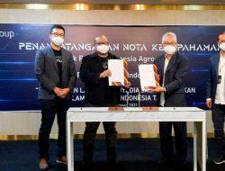 Program Indonesia Tani, Hasil kolaborasi BRI Agro dan TaniHub