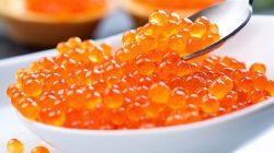 Telur ikan dapat diolah menjadi berbagai jenis masakan