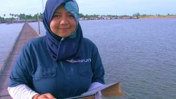 Utari Octavianty, General Director And Co-Founder Of Aruna- Indonesia's Leading Fisheries Startup Company.