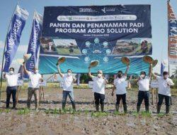 Produktivitas Padi Gorontalo Meningkat Melalui Program Agro Solution