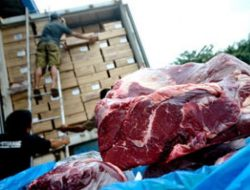 Produksi dalam Negeri Belum Cukup, RI Butuh Impor 281.867 ton Daging Sapi & Kerbau