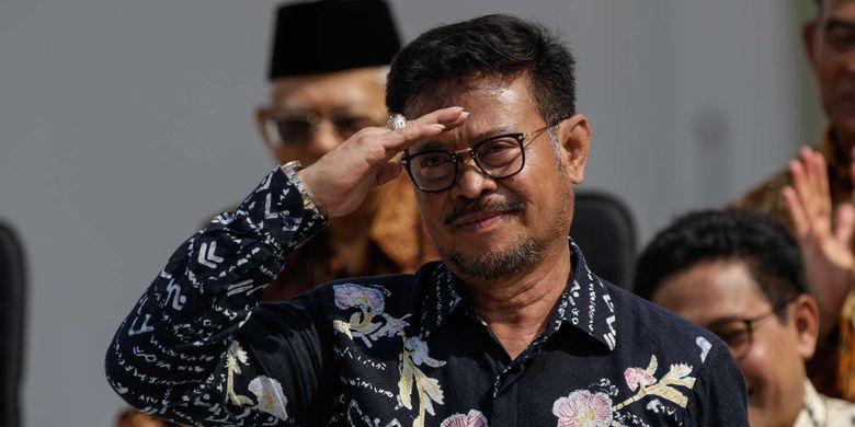 Satu Tahun Kinerja Kementerian Pertanian Kabinet Indonesia ...