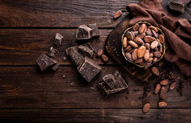 ILUSTRASI. Kakao dan cokelat/sumber: 123RF/IST