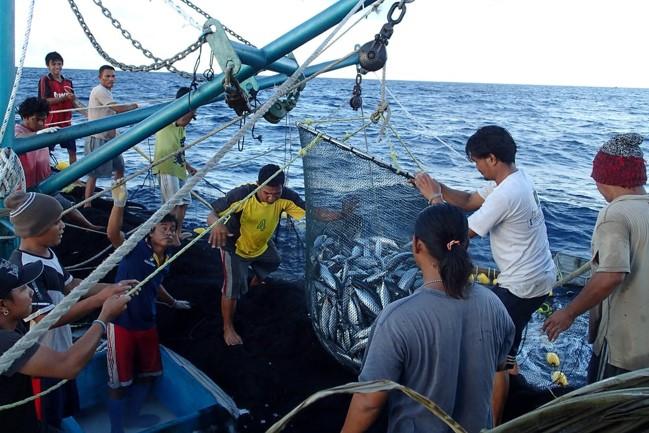 Kapal perikanan. (sumber: samudranesia)