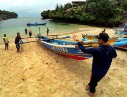 Nelayan Gesing Semringah, di Pantai Selatan Lagi Banyak Ikan Bawal Laut