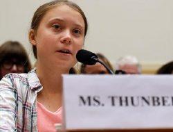Aktivis Lingkungan Greta Thunberg, Dukung Petani India melalui Media Sosial