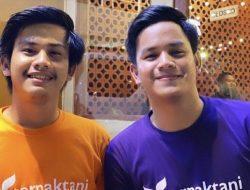 Duo Milenials Makassar Gagas 'Ternaktani', Eki: Petani, Peternak & Nelayan Naik Kelas dengan Modernisasi