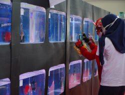 Raiser Cibinong Juga untuk Gelar Kontes Ikan Hias