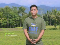 Inspiratif! Terdampak Pandemi lalu Pilih Jadi Petani, Khairul Berhasil Ekspor Umbi Madu ke Korea