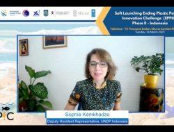 Kolaborasi UNDP-Norwegia Adakan Kompetisi Penanganan Limbah di Laut Indonesia