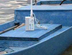 Kapal Nelayan Banten Dipasangi Alat WakatobiAIS, Alat Apa itu?