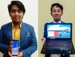 Mahasiswa ITS Ciptakan Teknologi untuk Otomatisasi Tambak Air Laut